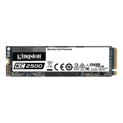 SSD накопитель Kingston KC2500 2 ТБ (SKC2500M8/2000G)