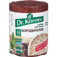 Хлебцы Dr.Korner Бородинские пшеничные 100 г