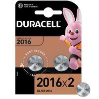 Батарейки Duracell Specialty 2016 (2 штуки в упаковке)