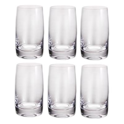 Набор стаканов Bohemia Crystal Ideal 250 мл (в наборе 6 штук)