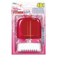 Блок для унитаза гигиенический Туалетный утенок (отдушки в ассортименте)