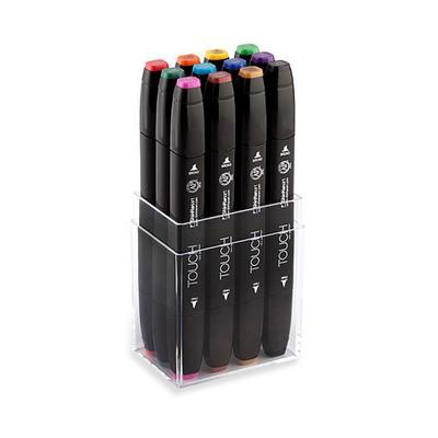 Набор маркеровTouch Twin основные цвета 12 штук