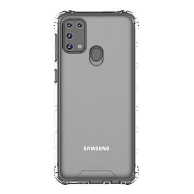Чехол-накладка Araree M cover для Samsung Galaxy M31 прозрачный (GP-FPM315KDATR)