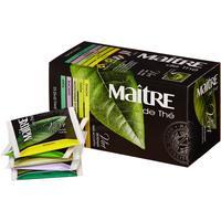 Чай Maitre de The Зеленый ассорти 25 пакетов