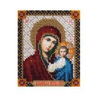 Набор для вышивания Panna Казанская Икона Божией Матери