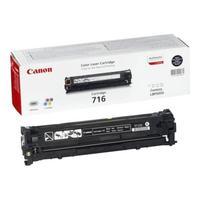 Тонер-картридж Canon 716 1980B002 черный оригинальный