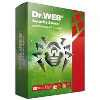 Антивирус Dr.Web Security Space КЗ продление для 3 ПК на 12 месяцев (электронная лицензия, LHW-BK-12M-3-B3)