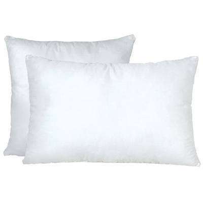 Подушка 68х68 см искусственный лебяжий пух/сатин