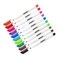 Набор маркеров для белых досок Kores (толщина линии 2 мм, 10 цветов)