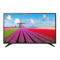 Телевизор LG 43LT340C черный