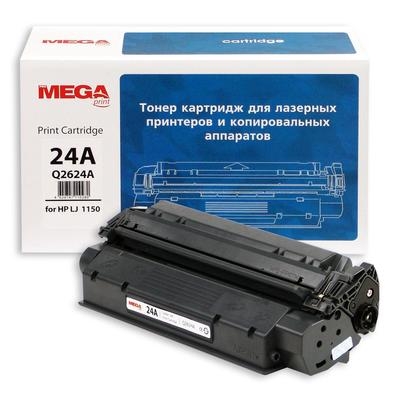 Картридж лазерный ProMEGA Print 24A Q2624A для HP черный совместимый