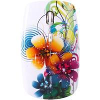 Мышь компьютерная Smartbuy 327AG (SBM-327AG-FL-FC)  принт Цветы