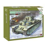Сборная модель Звезда Советский тяжелый танк Т-35