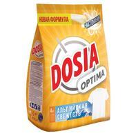 Порошок стиральный автомат Dosia Optima Альпийская свежесть 4 кг