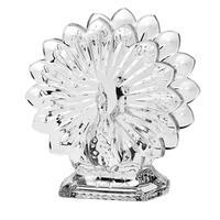 Салфетница хрустальная Crystalite Bohemia Павлин (14.4 см)