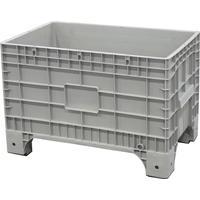 Контейнер полипропиленовый Big Box серый 1017х636х673 мм