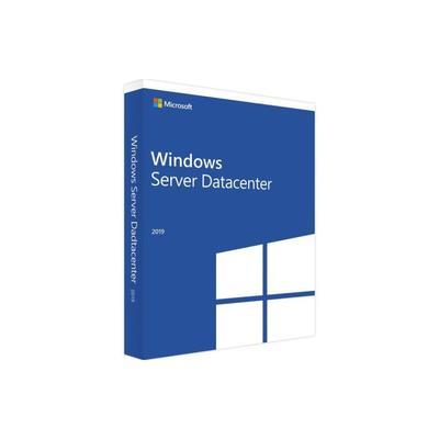 Операционная система Microsoft Windows Server Datacener 2019 Russian 2 Core OEM коробочная версия для 1 ПК (P71-09072)