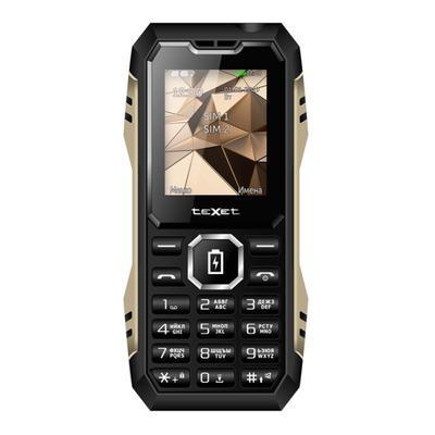 Мобильный телефон teXet TM-D429 черный/антрацит