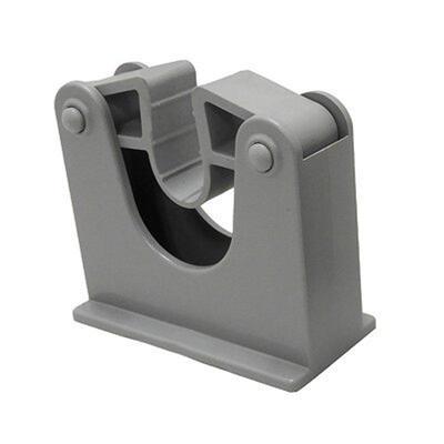 Зажим Hillbrush для щеток и рукояток серый (артикул производителя HOLD 1 GRY)