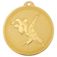 Медаль призовая 1 место Дзюдо 50 мм