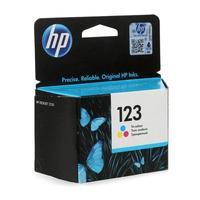 Картридж струйный HP 123 F6V16AE CMY оригинальный