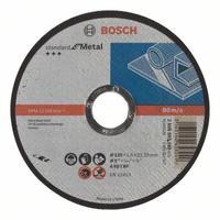 Круг отрезной Bosch Standard по металлу 125х1.6 мм 2608603165