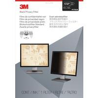 Экран защиты информации 3M для устройств 17.0 черный (PF170C4B)