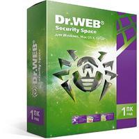 Антивирус Dr.Web Security Space база для 1 ПК на 12 месяцев (BHW-B-12M-1-A3)