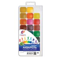 Акварельные краски Луч Классика медовые 24 цвета