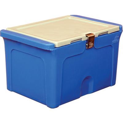 Контейнер полиэтиленовый синий 500х335х303 мм
