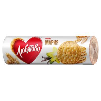 Печенье затяжное Любятово Мария традиционное 180 г