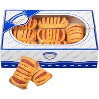 Печенье Полет штрудлики с малиной 500 г