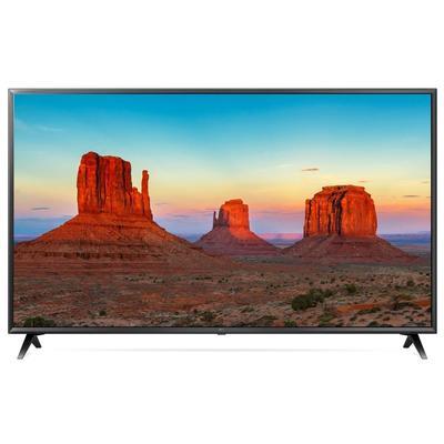 Телевизор LG 55UK6300PLB черный