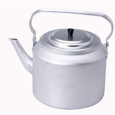 Чайник алюминиевый Эрг-Ал серебристый 4 л