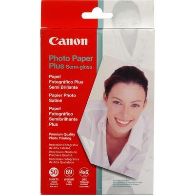 Фотобумага для цветной  струйной печати Canon односторонняя (сатин, А3, 260 г/кв.м, 20 листов, артикул производителя SG-201/A3/260/20/1686B026)