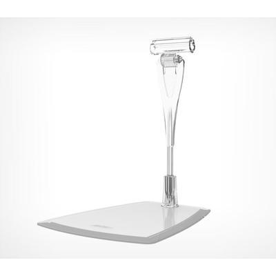 Комплект Дели с иголкой настольный пластиковый 80х110 мм прозрачный (20 штук в упаковке)