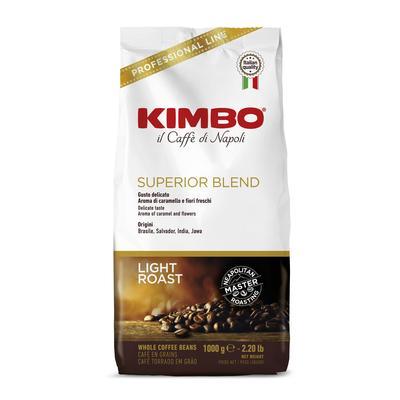 Кофе в зернах Kimbo Superrior Blend 1 кг