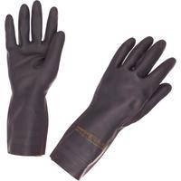 Перчатки КЩС Ansell AlphaTec Неотоп 29-500 неопрен черные (размер 10, XL)