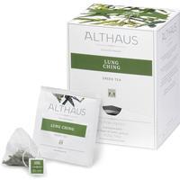 Чай Althaus Lung Ching зеленый 15 пакетиков