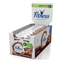 Батончики мюсли Fitness с цельными злаками и шоколадом (16 батончиков по 23.5 г)