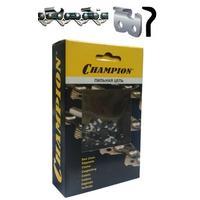 Цепь для шины Champion шаг 3/8 паз 1.3 мм 40 звеньев 10/25 см (A050-VS-40E)