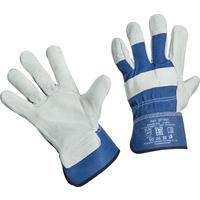 Перчатки защитные спилковые комбинированные