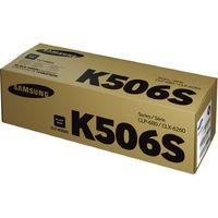 Тонер-картридж Samsung CLT-K506S SU182A черный оригинальный