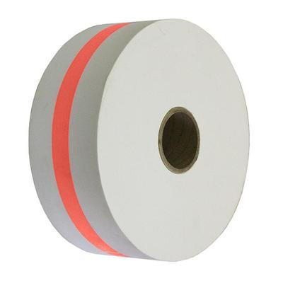 Лента бандерольная для автоматических упаковщиков монет 94.5 мм оранжевая (бобина 300 м)