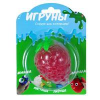 Игрушка-антистресс Фрукты гидрогелевые шарики