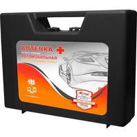 Аптечка первой помощи автомобильная Виталфарм (пластиковый чемодан)