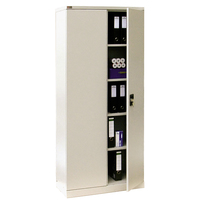 Шкаф архивный металлический КД-155 (800x400x1820 мм)