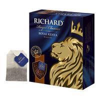 Чай Richard Royal Kenya черный 100 пакетиков