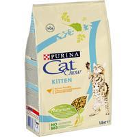 Корм для котят сухой Purina Cat Chow С домашней птицей 1.5 кг