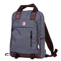 Рюкзак сумка Polar 300x400x130 мм темно-серый